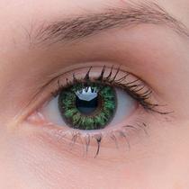 Цветные линзы EOS Baron Green